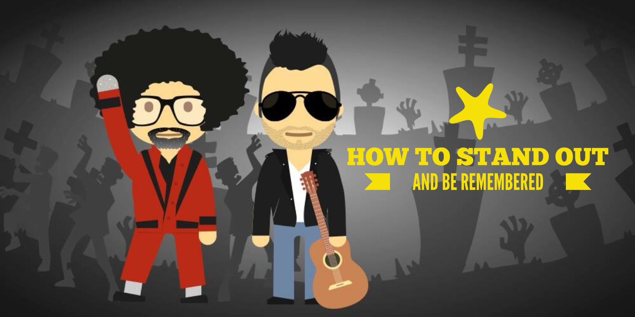How to stand out in business